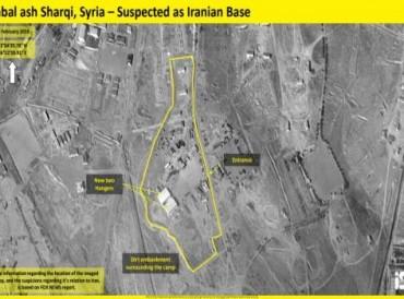 فوكس الأمريكية تكشف عن إنشاء إيران قاعدة عسكرية قرب دمشق