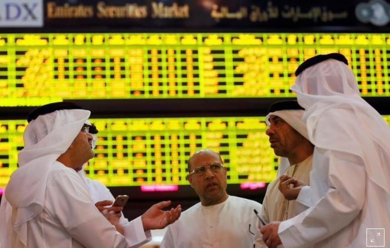 أسهم جي.إف.إتش تقفز في دبي.. وقلق الزكاة يهبط بأسهم بنوك السعودية
