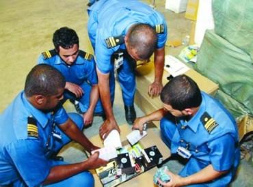 جمارك دبي: 1628 ضبطية مخدرات خلال العام الماضي