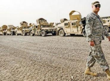 قلق إيراني متزايد حول وجود قواعد عسكرية أمريكية على الحدود العراقية