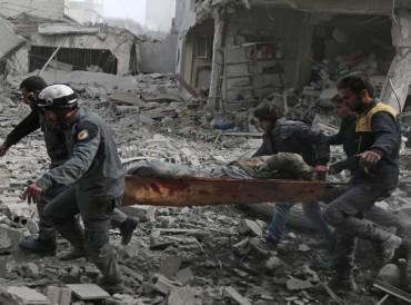 بريطانيا: الغوطة الشرقية في سوريا أصبحت منطقة للموت وليس للتهدئة