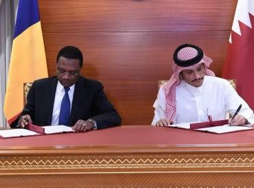 تشاد تتراجع عن قطع علاقاتها مع قطر