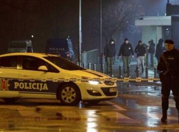 مهاجم انتحاري يستهدف السفارة الأمريكية في الجبل الأسود