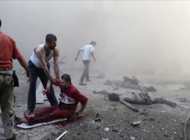 قطر تدين مجازر الغوطة وتدعو لحماية السوريين