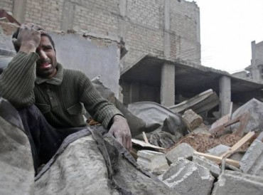 """سوريا.. 250 قتيلاً في قصف لنظام الأسد على """"الغوطة"""" خلال الأيام الأخيرة"""