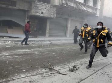 الخارجية الأمريكية: روسيا هي المسؤولة عن المأساة الإنسانية بالغوطة الشرقية
