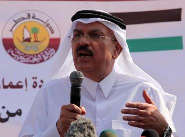 العمادي: دول الحصار تحاربنا لوقوفنا إلى جانب صمود قطاع غزة