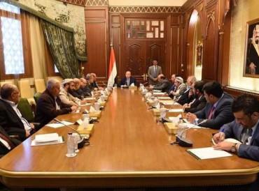 صحيفة: هادي لم يطالب مجلس الأمن بإلغاء العقوبات الأممية ضد نجل صالح