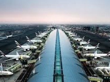 مطار دبي يغلق المدرج الجنوبي 45 يوماً العام القادم