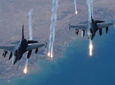 مقاتلات أمريكية تستهدف ميليشيات تابعة لإيران شرقي سوريا