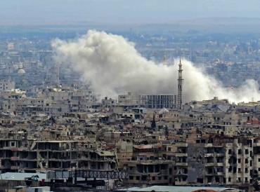 بريطانيا تستدعي السفير الروسي على خلفية الأوضاع في الغوطة الشرقية بسوريا
