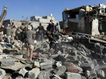 التحالف العربي يوكد التزامه بالقانون الدولي حول الحوادث العرضية باليمن